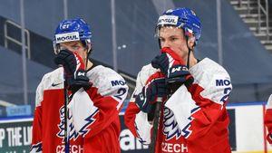Первый канал прервал трансляцию проигранного матча сборной России на МЧМ во время исполнения гимна Чехии