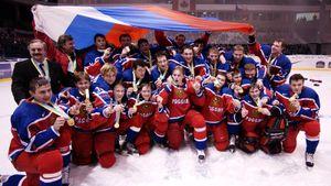 Драматичная победа России над Канадой в финале молодежного ЧМ. 19 лет назад наши спаслись со счета 1:3: видео