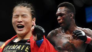 Адесанья разобьет Ромеро, Енджейчик и Чжан будут драться долго. Прогнозы на UFC 248