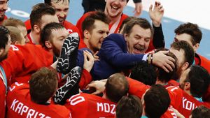 Знарок вернется в сборную России ради Олимпиады? Врядли при Ротенберге и точно не помощником Брагина