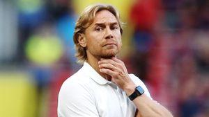 Валерий Карпин— новый тренер сборной России! Он будет совмещать этот пост с работой в «Ростове»