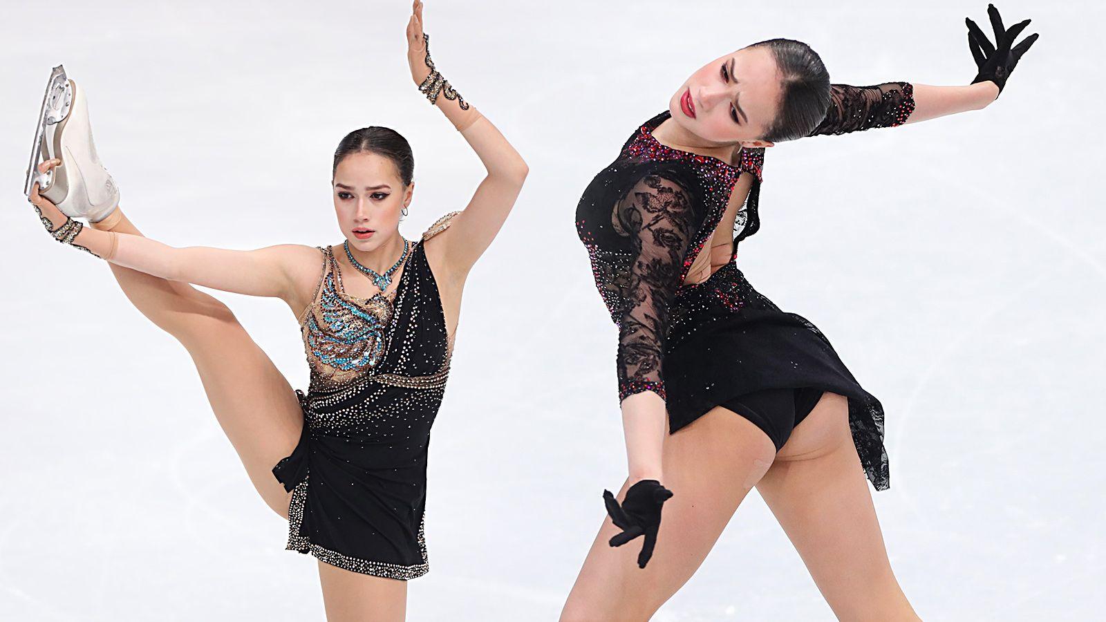 Алина Ильназовна Загитова-3 | Олимпийская чемпионка - Страница 6 3200_2000_max