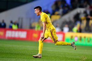 Интересен «Барсе», забил с углового. «Спартак» хочет купить сына лучшего футболиста Румынии Хаджи