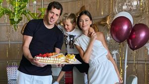 Жена Малкина трогательно поздравила российского хоккеиста с днем рождения: фото