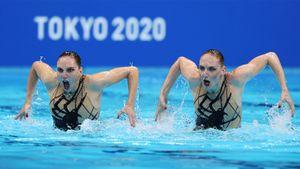 Синхронистки принесли России 14-е золото Игр. Колесниченко и Ромашиной не помешали ни санкции WADA, ни сбой музыки