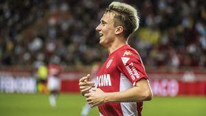 Головин забил красивый гол за «Монако» в Голландии: видео