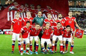 Перед сборной России поставлена задача войти втоп-10 рейтинга ФИФА