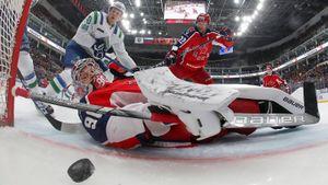 ЦСКА непроигрывал так нескольколет. Чемпионы КХЛ стали сытыми котами