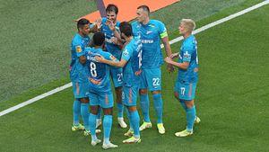 «Зенит» обыграл «Ахмат» перед стартом в Лиге чемпионов— 3:1. Как это было