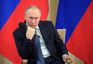 «Россия может нинакого неоглядываться, Путин— лучший вмире». Экс-игрок ФК«Москва»— овозобновлении РПЛ