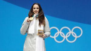 Загитова поддержала российских спортсменов на Олимпиаде: «Вы сможете защитить честь нашей страны»