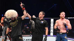 Гейджи: «С уходом Хабиба самый желанный пояс UFC превратился в посмешище»
