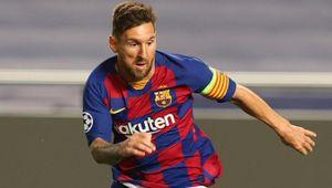 СМИ: «90%, что Месси останется в «Барселоне» на следующий сезон»