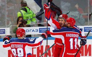 Бывший игрок «Ак Барса» не дал сгореть миллиардам ЦСКА. В финал КХЛ вернулась интрига