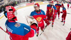 17-летнего вундеркинда из России снова били, но он вернулся и помог победить. Наши — в финале!