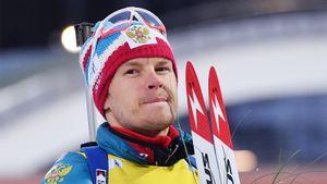 Елисеев в свой день рождения стал победителем спринтерской гонки на чемпионате России по биатлону