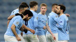 «Манчестер Сити» вырвал победу у «Боруссии» в 1-м четвертьфинальном матче Лиги чемпионов