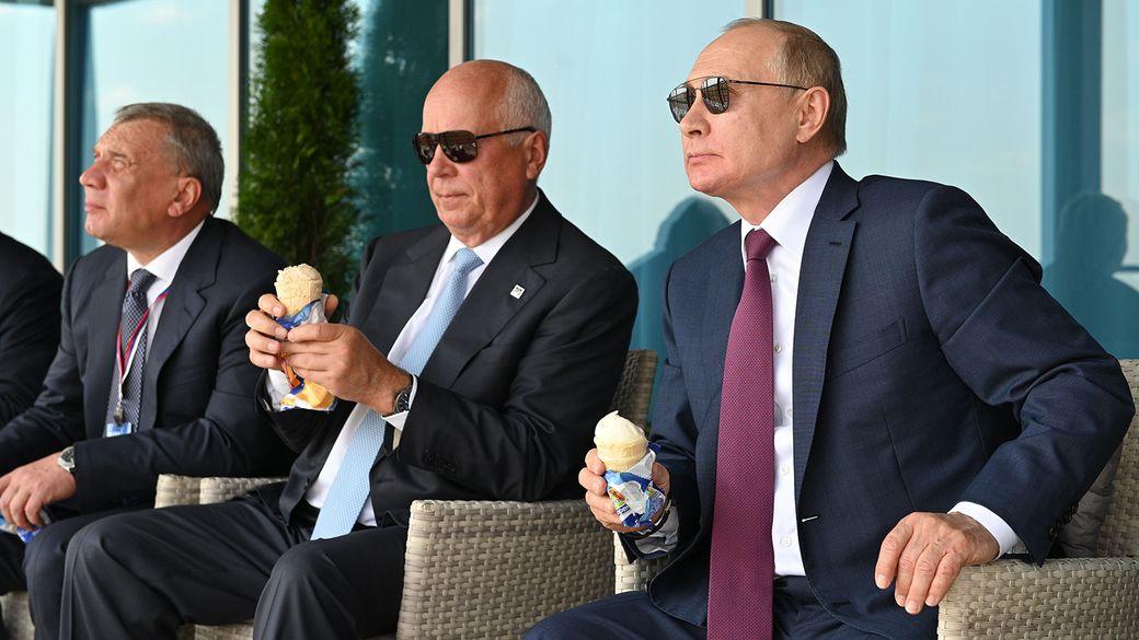 Песков объяснил, почему Путин не приедет на открытие Олимпиады в Токио