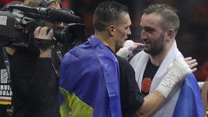 Украинский боксер Усик рассказал, как ему предлагали сменить гражданство: «За очень немаленькие суммы»