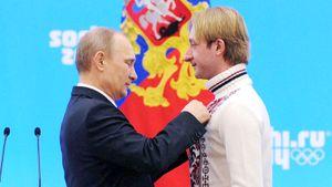 В Госдуме оценили ролик Плющенко о поправках в Конституцию: «Он многим обязан стране и выражает свою позицию»