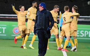 «Рома» потерпела сенсационное поражение от «Буде-Глимта» в Лиге конференций, проиграв со счетом 1:6