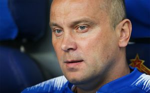 Хохлов останется тренером «Динамо» дозимней паузы