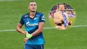 Петржела: «Дзюбе ни в коем случае нельзя возвращать капитанскую повязку ни в «Зените», ни в сборной»