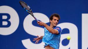 Альберт Рамос выиграл турнир в Эшториле, обыграв в финале Норри