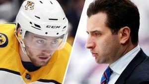 Молодой русский форвард остался в Америке. В НХЛ испугались, что Тренина уведет Ротенберг?