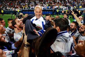 Зидан признан лучшим тренером вистории Лиги чемпионов, Фергюсон— лишь 6-й