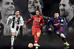 УЕФА назвал 3 претендентов нанаграду лучшему футболисту сезона-2018/19