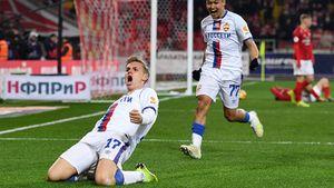 «Спартак» — ЦСКА 0:2. Красно-белые потерпели первое поражение в РПЛ при Кононове. Как это было