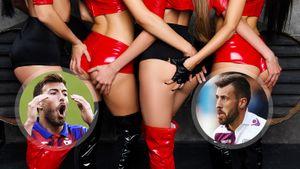 2 футболиста из чемпионата Испании сняли групповой секс и получили 2 года тюрьмы. Возможно, это еще не конец