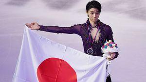 Японец Ханю стал лауреатом премии ISU Skating Awards в номинации «Самый ценный фигурист»