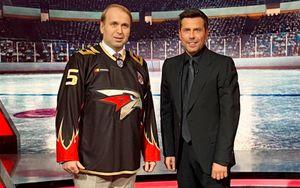 «Авангард» презентовал форму на матч, посвященный 70-летию омского хоккея