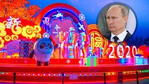Путин принял приглашение КНР посетить Олимпийские игры в Пекине