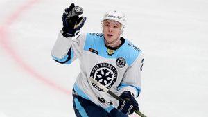 Демидов подписал новый контракт с «Сибирью»