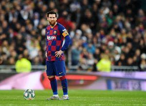 Месси стал третьим футболистом, забившим 55 пенальти вчемпионате Испании