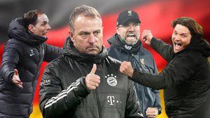 Немцы захватили Европу. В 1/4 Лиги чемпионов впервые пробились 4 тренера из одной страны
