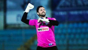 Лодыгин отстоял на ноль в чемпионате Греции в 4-м матче подряд. Его ПАС обыграл «Астерас»
