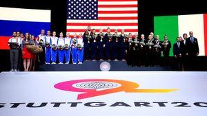 Русские гимнастки совершили камбэк и стали вице-чемпионками мира. Перед финишем мы были вне тройки