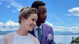 Свитолина и Монфис сыграли свадьбу