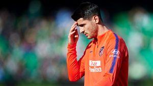 Испанский футболист сравнил себя сИисусом, говоря онедовольстве болельщиков