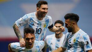 Букмекеры не особо верят в голы, но такой матч просто не имеет права быть скучным. Прогноз на Аргентина— Бразилия