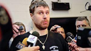Русский вратарь бросил хоккей, но получает деньги от американского клуба. Брызгалов — самый дорогой кипер «Флайерз»