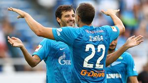 «Зенит» разгромил «Локомотив» и выиграл Суперкубок России. Как это было