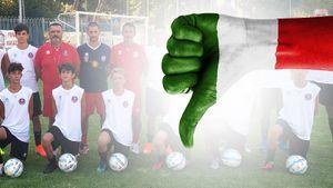 Юношеская команда изИталии обыграла соперников 27:0. Еетренера отправили вотставку