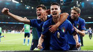Италия— в финале Евро! Мората и Ольмо спасли Испанию в игре, но подвели страну в серии пенальти