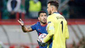 В Европе все в восторге от перформанса Гильерме против «Атлетико». Он тащит «Локомотив» в этой ЛЧ