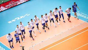 Русские волейболисты без шансов проиграли сборной США. Мы скатились на 8-е место Кубка мира
